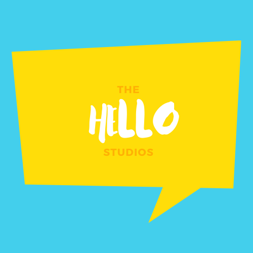 the hello studios logo